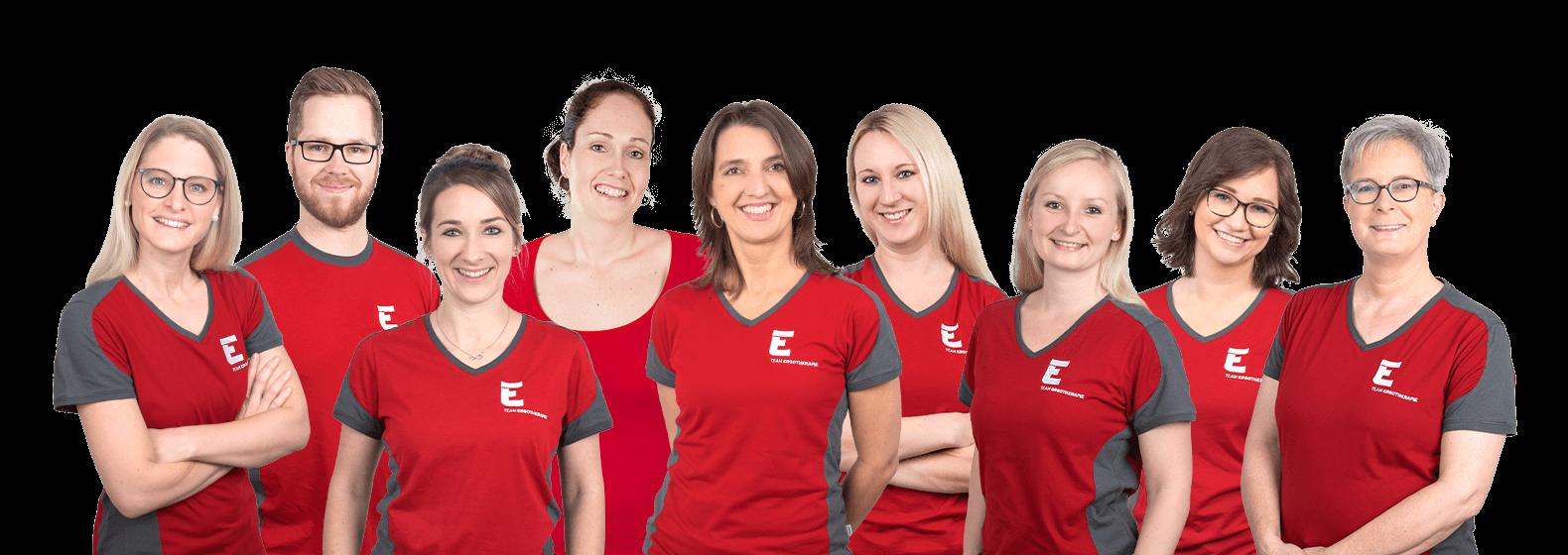 Team, Ergotherapie